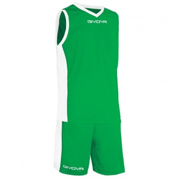 KIT POWER Givova Verde Bianco