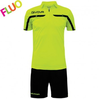 KIT DIRECTOR Giallo Fluo-Nero