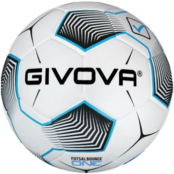 PALLONE FUTSAL BOUNCE ONE 0324 - Bianco/Turchese