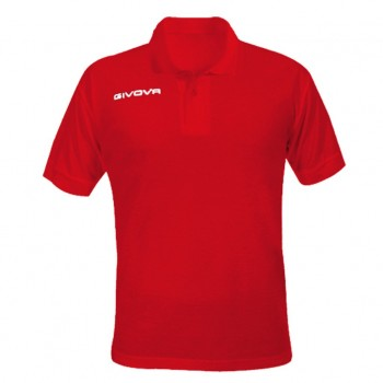 POLO SUMMER 0012 - Rosso