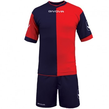 KIT COMBO 0412 - Blu/Rosso